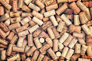 Types of cork