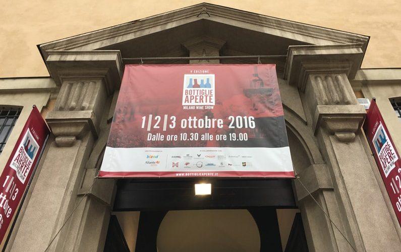 Bottiglie Aperte: Milano Wine Show