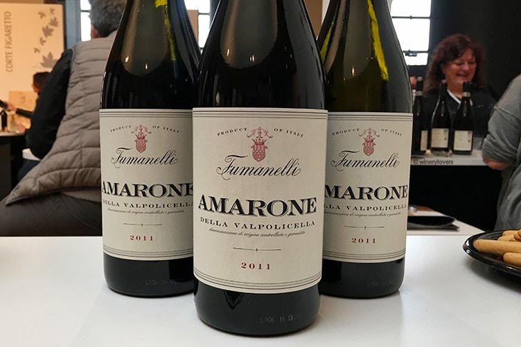 Amarone wine 2013 preview Fumanelli