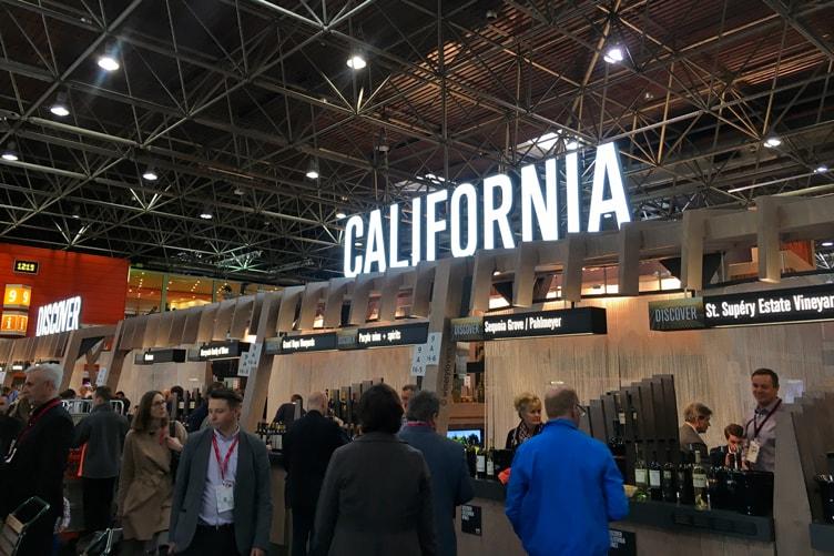 ProWein 2017 California