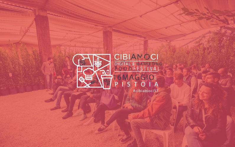 Cibiamoci Festival: when food and wine meet the digital world