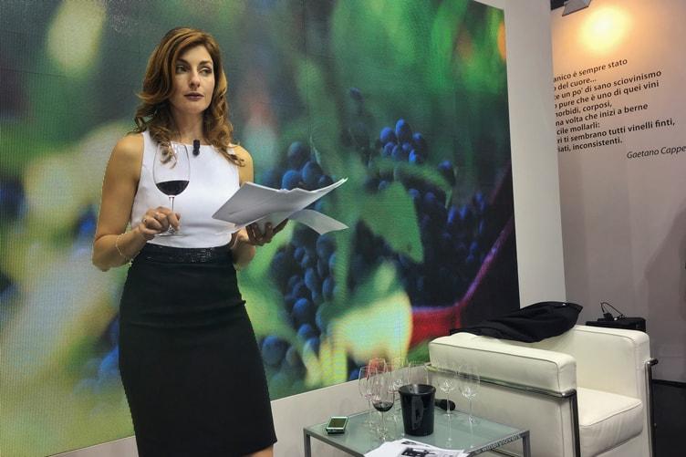 Vinitaly 2017 Laura Donadoni