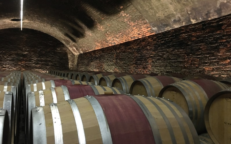 Monferrato Coppo Oak Barrels