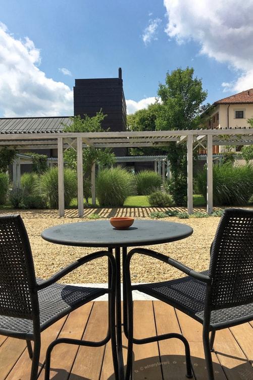 Monferrato Rocca Civalieri Yard