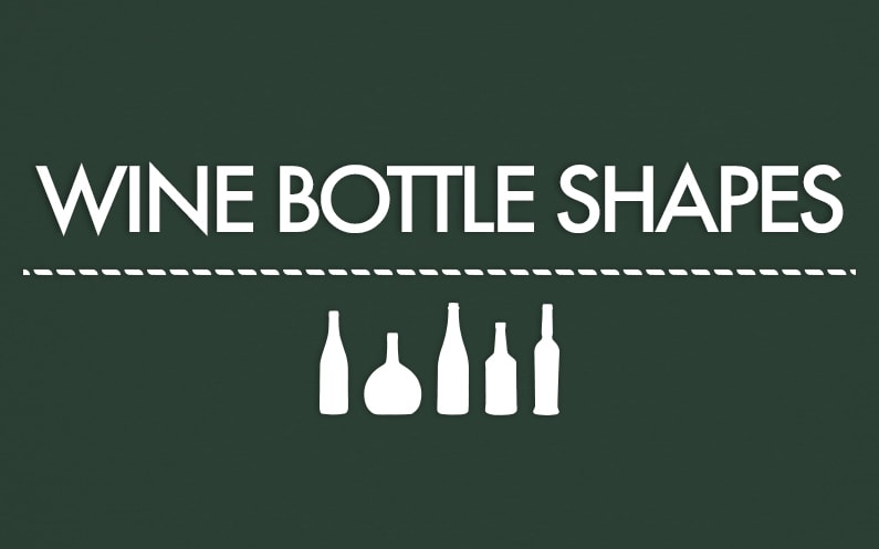 Wine bottle shapes: why are they so different?