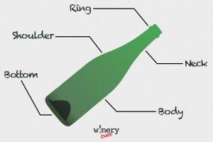 Wine Bottle Shapes Parts