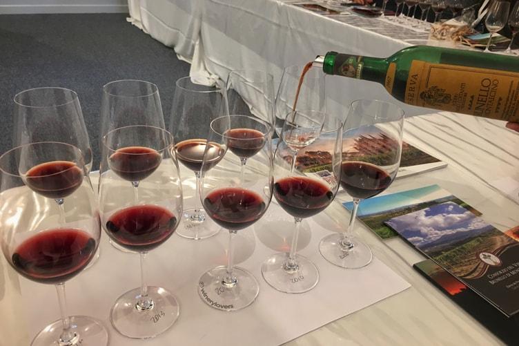 Bottiglie Aperte 2017 Conti Costanti