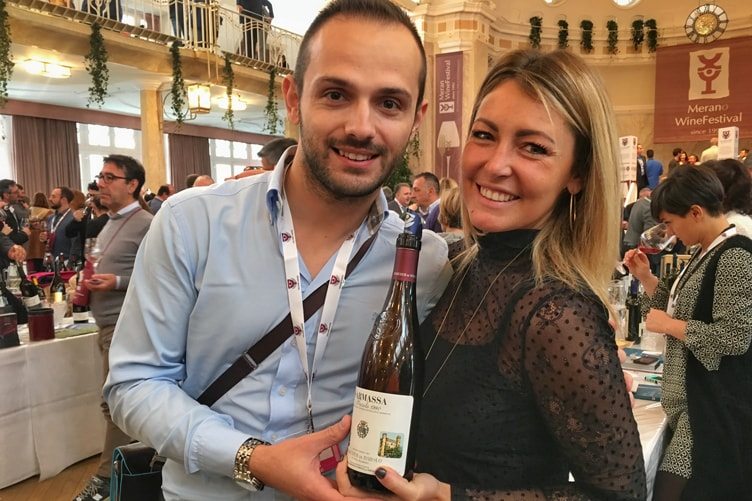 Merano WineFestival 2017 Marchesi Barolo Valentina Abbona