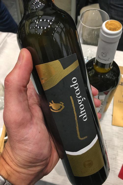 Io Bevo Così 2018 Barraco Altogrado