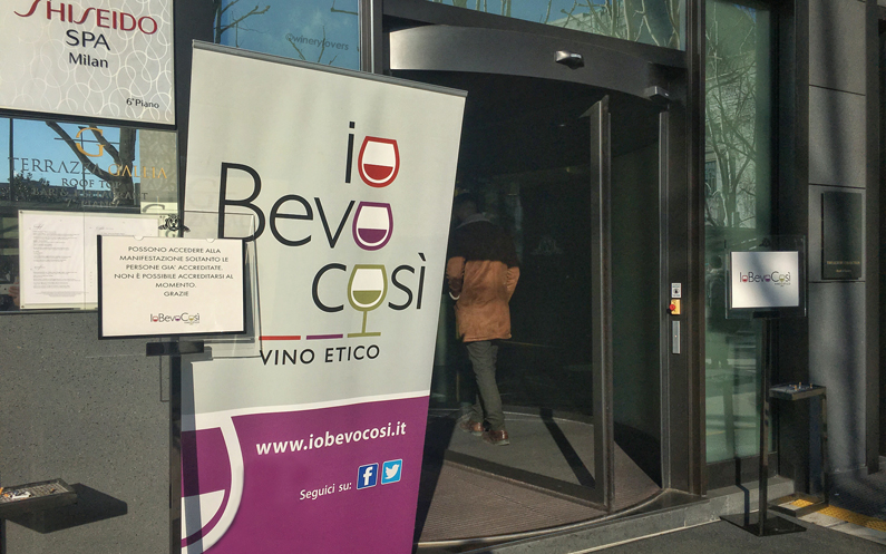 Io Bevo Così 2018: three new interesting wines