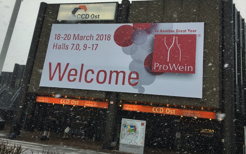 ProWein 2018: leading wine fair for business