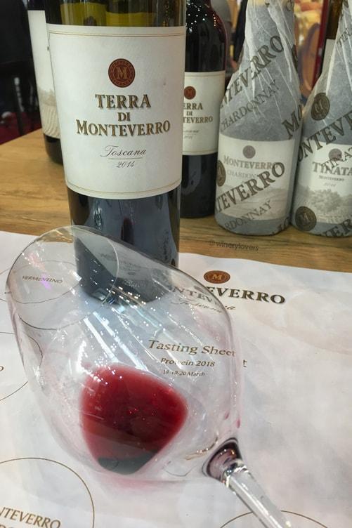 ProWein 2018 Monteverro