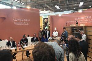 Vinitaly 2018 Cantina Tollo