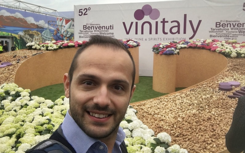 What's Vinitaly for a wine influencer?