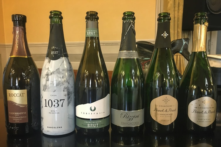 Only Wine Festival 2018 Sparkling Wine