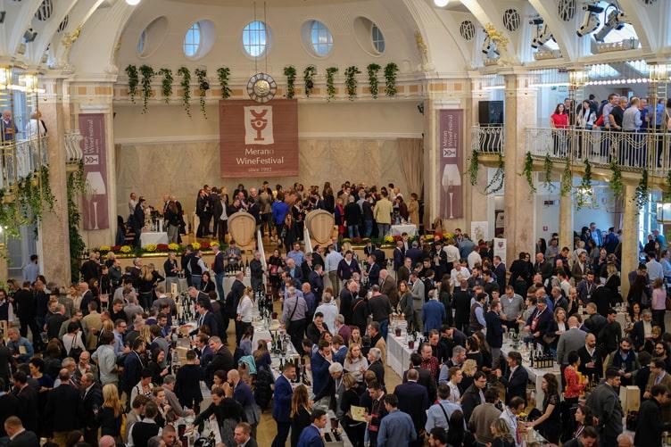 Merano WineFestival 2018 Kurhaus