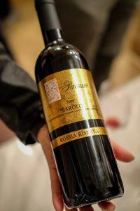 Merano WineFestival 2018 Parusso