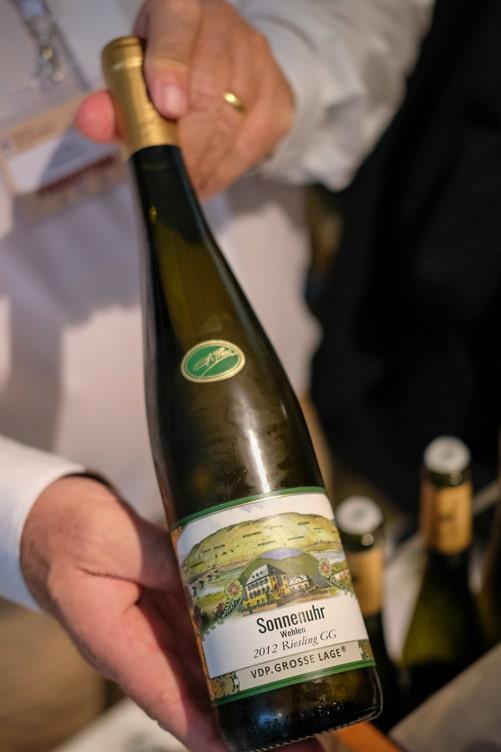 Merano WineFestival 2018 SA Pruem
