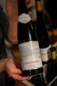 Merano WineFestival 2018 Sorentberg
