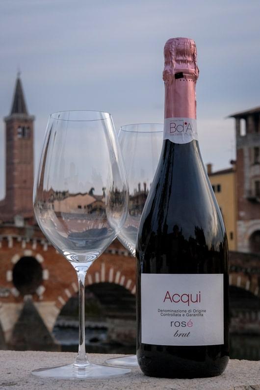 Acqui DOCG Rosé Verona
