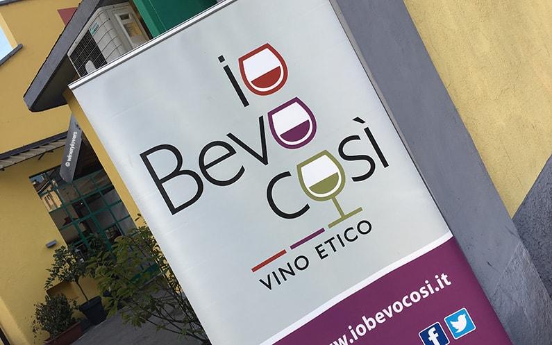 Io Bevo Così Milano 2017 Entrance