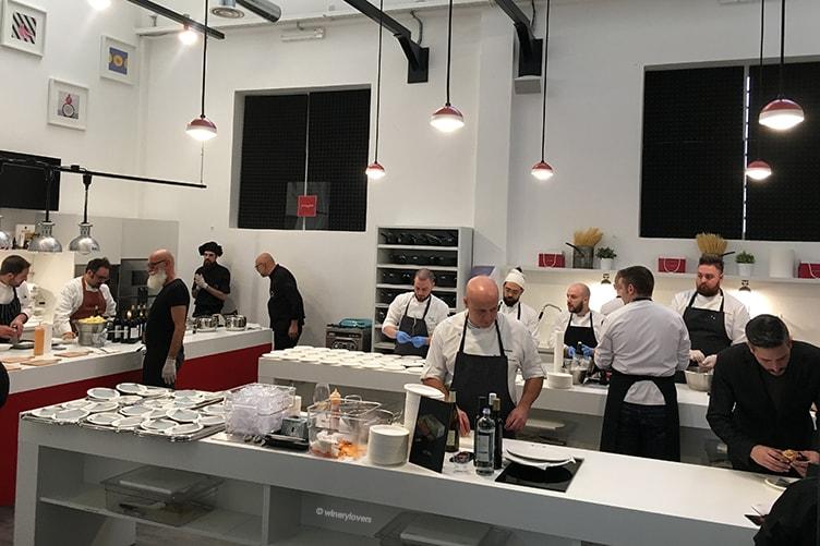 Io Bevo Così Milano 2017 Kitchen