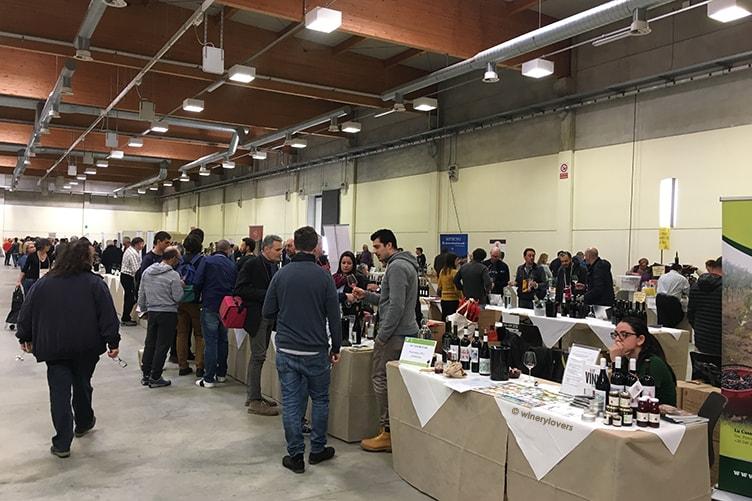 Sorgentedelvino Live 2017 Wineries