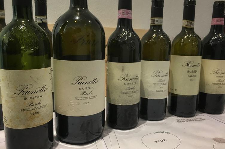 Bottiglie Aperte 2017 Prunotto