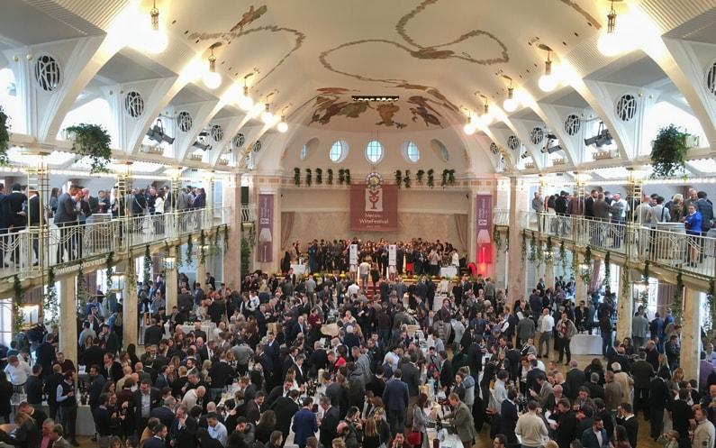 Merano WineFestival 2017 Kurhaus Kursaal