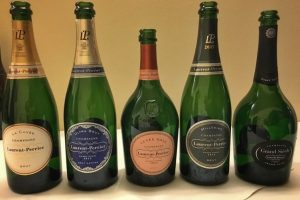 Merano WineFestival 2017 Laurent-Perrier