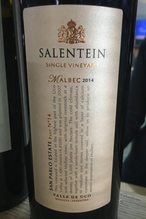 ProWein 2018 Salentein