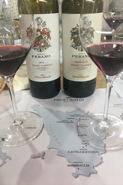 Vinitaly 2018 Frescobaldi