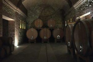 Cascina Chicco Barrels