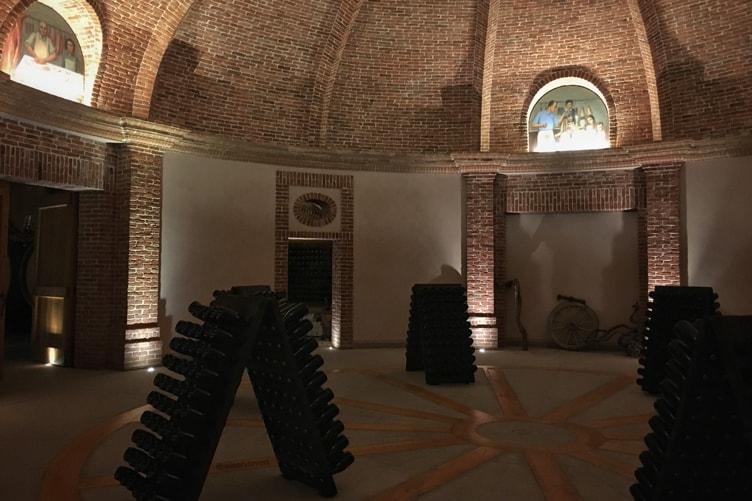 Cascina Chicco Wheel Room