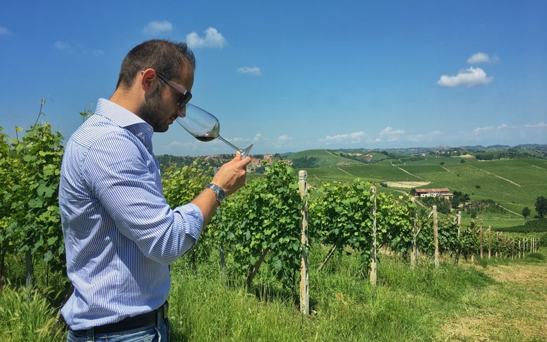 Cascina Chicco Wine Tour