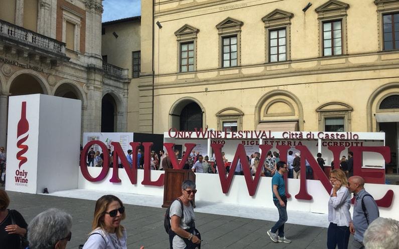 Only Wine Festival 2018 Città di Castello