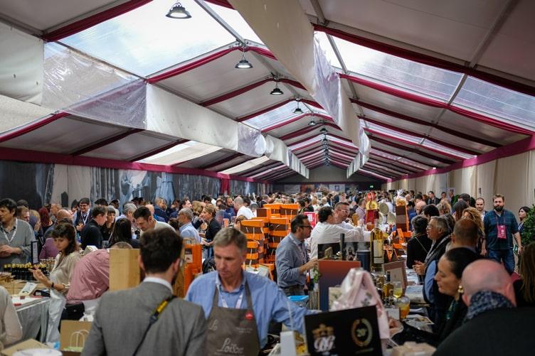 Merano WineFestival 2018 Gourmet Arena