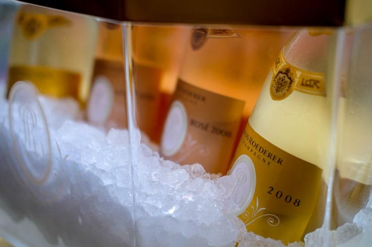 Merano WineFestival 2018 Louis Roederer