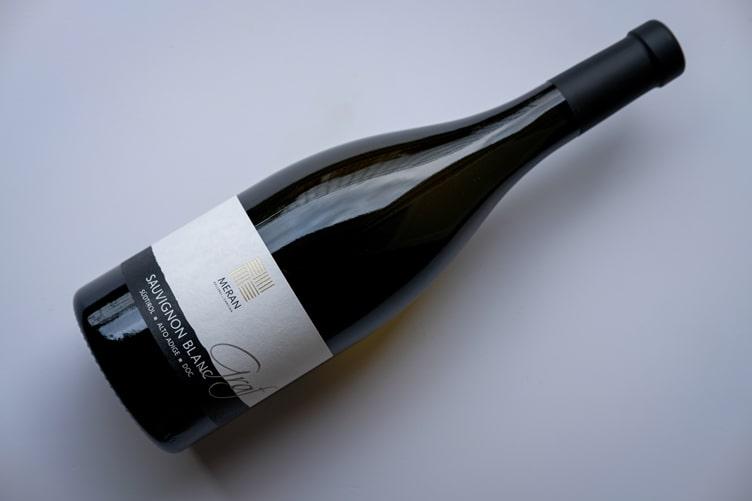 Alto Adige Wine Meran Sauvignon Blanc