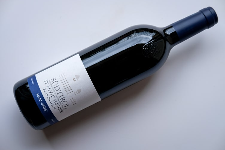 Alto Adige Wine St. Magdalener
