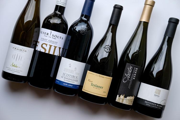 Alto Adige Wine Regions