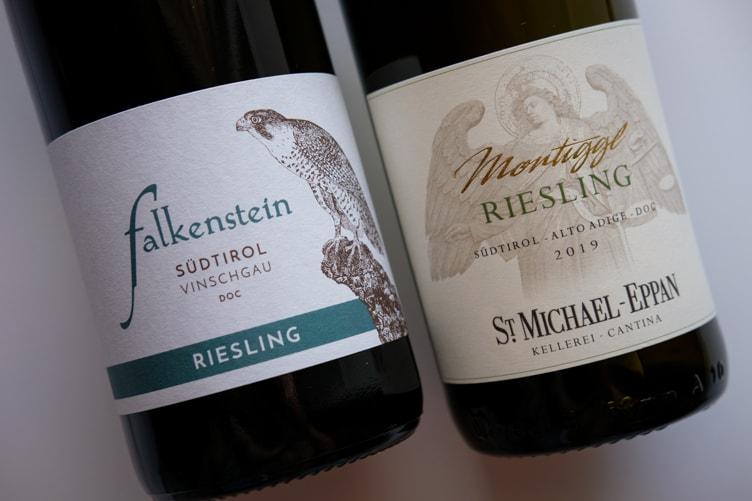 Alto Adige Wine Altitude Falkenstein St Michael Eppan Riesling